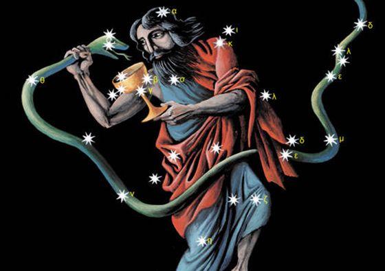 Gyvatnešis – tryliktasis Zodiako ženklas?