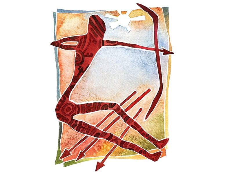 Zodiako ženklai - Šaulys