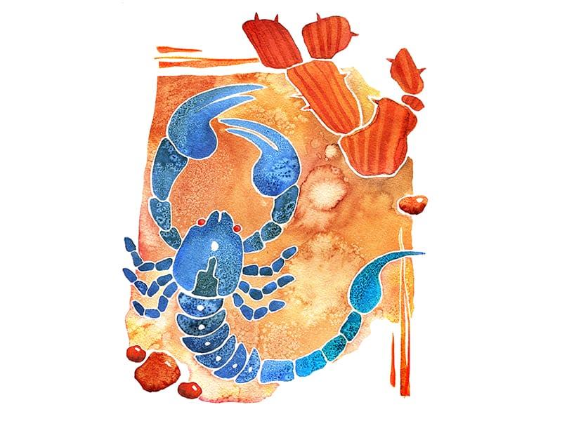 Zodiako ženklai - Skorpionas